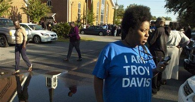 Troy Davis mourned as a martyr by 1,000 in Ga.